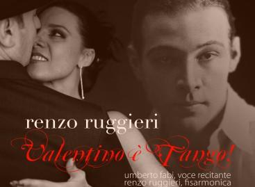 "Cs presentazione cd ""Valentino è Tango!"" di Renzo Ruggieri e Umberto Fabi"