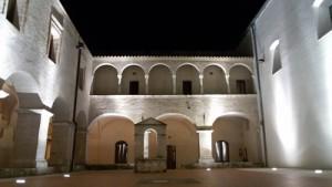 ex convento chiostro