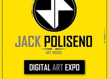 """""""Digital Art Expo"""": Dal 4 al 14 Ottobre, in mostra a Skantinato 58 le opere di Jack Poliseno"""