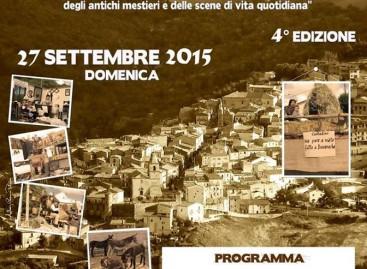 """Ecco """"Il Paese nella Tradizione"""": Alberona celebra l'agricoltura – 27 Settembre"""