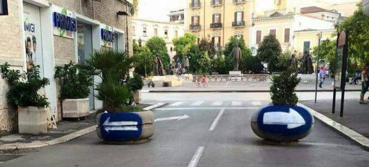 La neo-nata PRO LOCO di Foggia ripulirà gratuitamente le fioriere di Via Santa Maria della Neve
