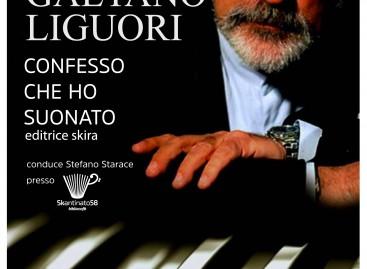 """A Troia uno dei più grandi pianisti jazz italiani: Gaetano Liguori domenica a Skantinato 58 presenta """"Confesso che ho suonato"""""""