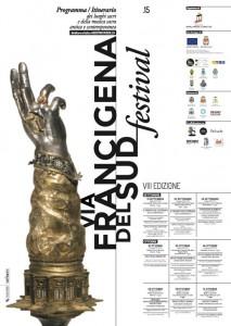 Via Francigena del Sud Festival programma
