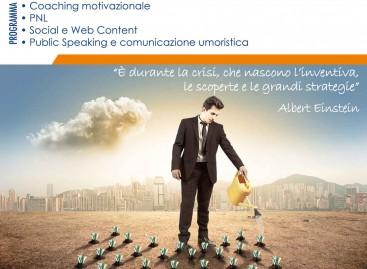 Marketing e comunicazione: a Foggia un corso per i liberi professionisti – 16 e 17 Ottobre