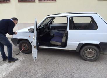 BORGO INCORONATA : Auto dei lavoratori rubate e danneggiate