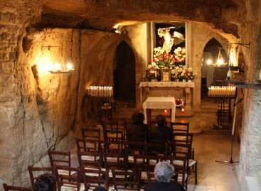 San Michele, il filo rosso che lega Orsara al mondo intero