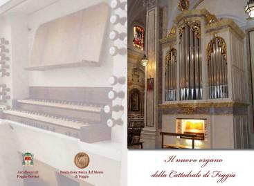 Via Francigena del Sud, suona l'organo Zanin della Cattedrale di Foggia – 8 Ottobre