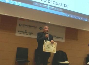 Orsara di Puglia premiata all'Expo di Milano