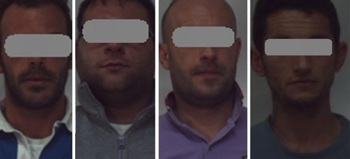 Vieste, arrestati 4 soggetti a vario titolo