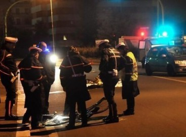 Muore il ragazzo investito da un autobus in Via Bari