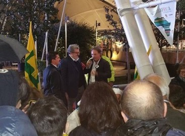 Eccellenze pugliesi: Emiliano e Di Gioia fanno tappa ad EXPO 2015