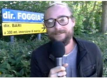 Tutte le strade NON portano a Foggia, il nuovo servizio di Pinuccio