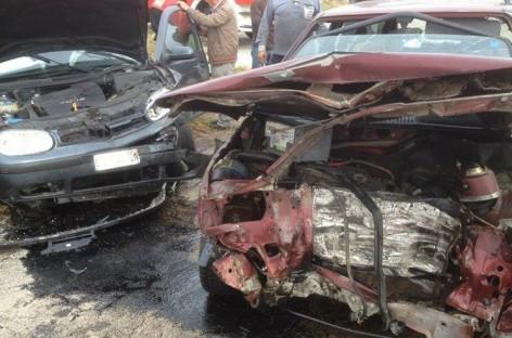 Grave incidente stradale tra Bovino Scalo e Borgo Giardineto: due feriti