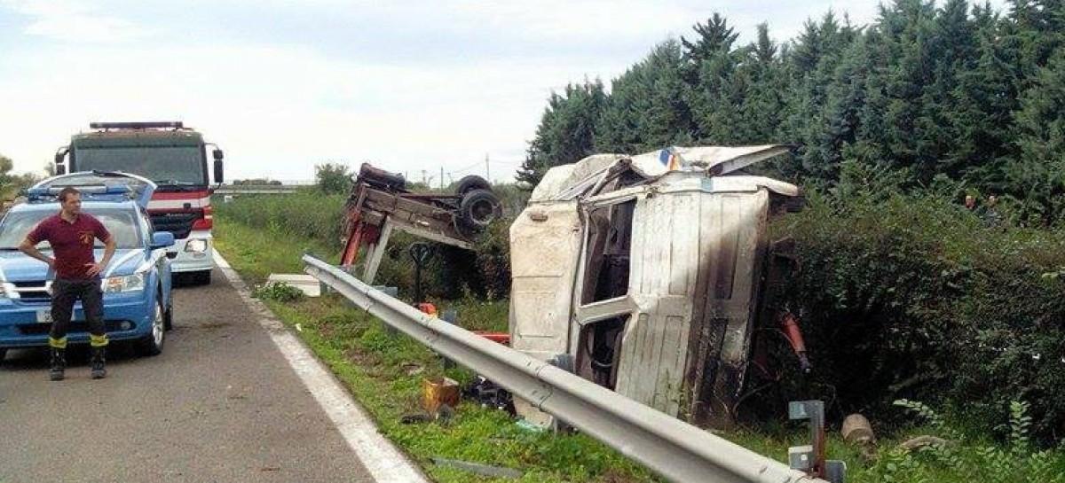 Tragico incidente stradale tra Foggia e Manfredonia: muore un lucerino