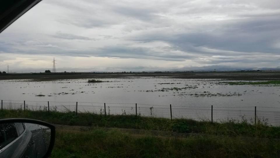 Alluvione in Capitanata, strade chiuse e persone bloccate in casa a Troia