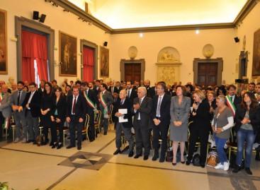 """Al Comune di Troia il premio Cia """"Bandiera Verde Agricoltura 2015"""""""