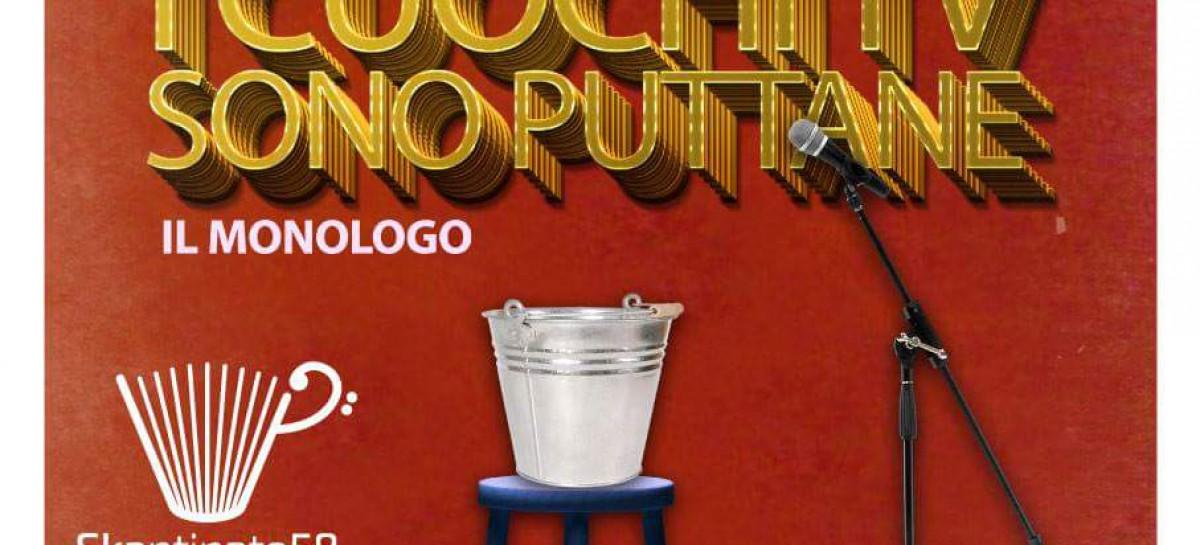 Domani Adelmo Monachese torna a Skantinato 58 con uno show tutto da ridere