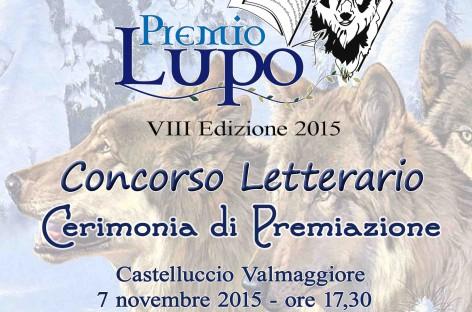 Premio Lupo, ecco i vincitori della sezione letteratura – Sabato 7 Novembre