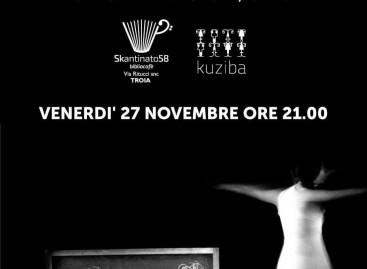 Skantinato 58 celebra con il Teatro la Giornata Mondiale contro la Violenza sulle Donne – 27 Novembre