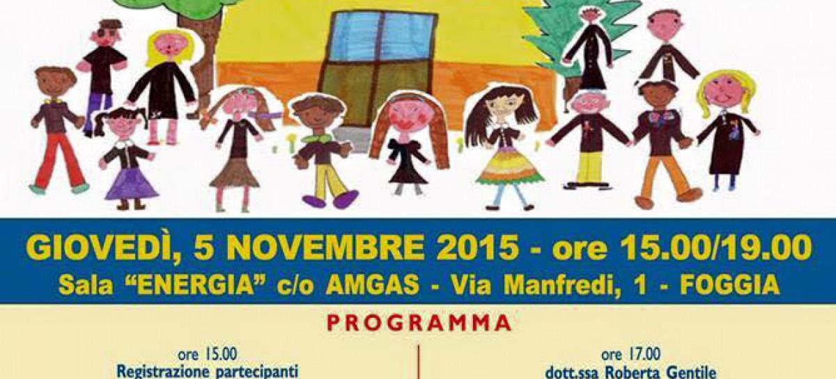 Foggia, protocollo d'intesa sui diritti-doveri dei genitori a scuola – 5 Novembre