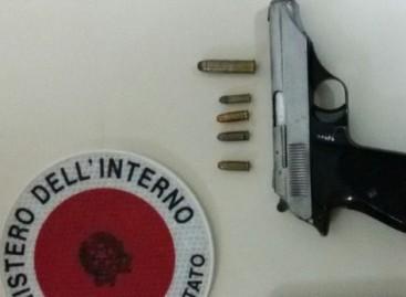 Manfredonia, arrestato 50enne per minaccia aggravata e detenzione di arma clandestina