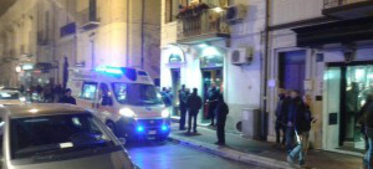 San Severo, rapinata l'oreficeria di Mario Buono: Malviventi si fanno largo tra la gente sparando