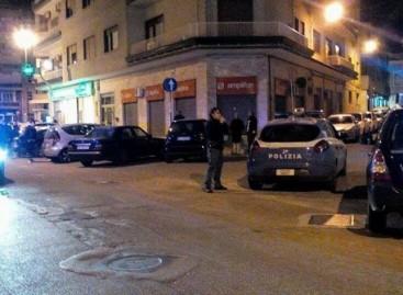 Foggia, sparatoria pochissimi minuti fa in Via della Repubblica