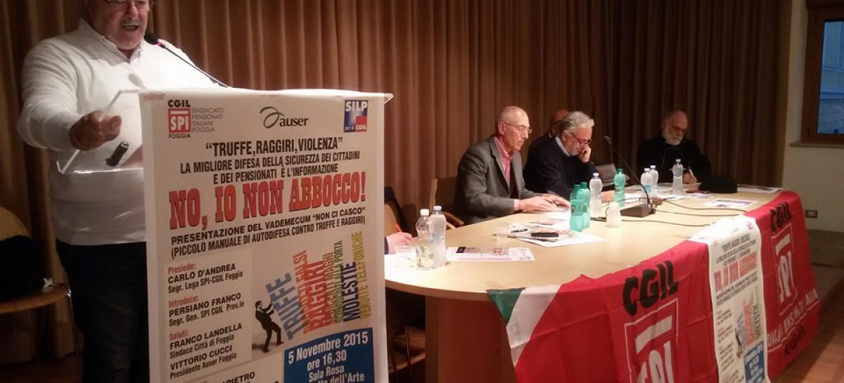 """SPI FOGGIA, PERSIANO: """"SU OSPEDALI, SILENZIO ASSORDANTE DEI NOSTRI ASSESSORI"""""""