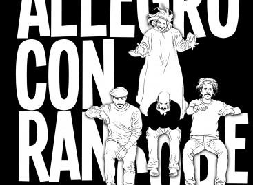 """Teatro dei Limoni: Torna in scena """"Allegro con rancore"""""""