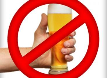 """Foggia, vietato """"bere"""" all' aperto: sanzioni fino a 500 euro – ORDINANZA"""