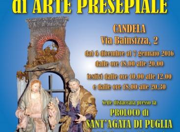 Sant' Agata di Puglia, IX mostra presepiale