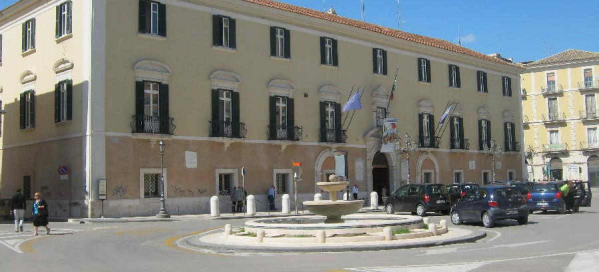 Strutture architettoniche e palazzi civili a Foggia e Provincia