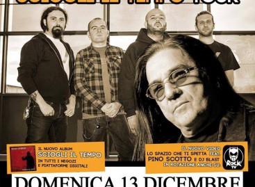 PINO SCOTTO & ROCKY HORROR per la prima volta in concerto a Foggia – 13 Dicembre