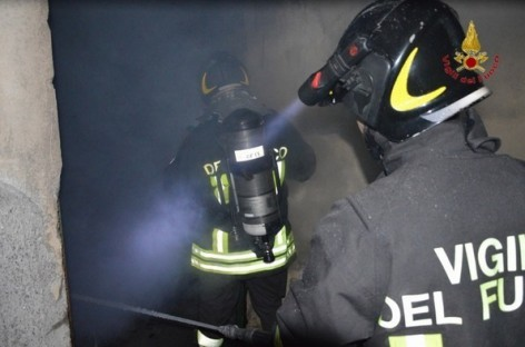 Apricena, ambulanza del 118 data alle fiamme: INCENDIO DI NATURA DOLOSA