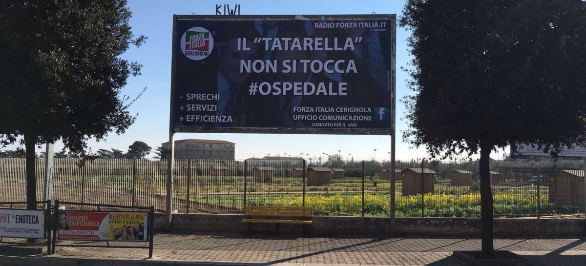 CERIGNOLA: FORZA ITALIA, I SINDACI CHIEDANO ALL'ARES LA BOZZA DEL PIANO DI RIORDINO OSPEDALIERO