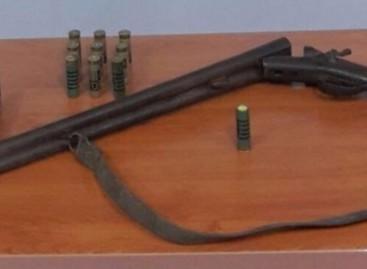 Mattinata, nascondeva fucile clandestino in un pagliaio: ARRESTATO