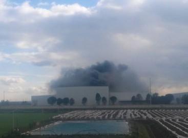 """Foggia, a fuoco i capannoni della stazione in zona """"Borgo Cervaro"""""""