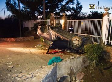 Foggia, grave incidente in Via Castelluccio: donna ferita, morta la figlia