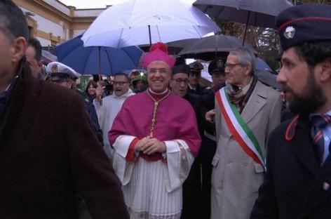 Cerignola-Ascoli Satriano, arriva il nuovo Vescovo, mons. Renna : FOTO e VIDEO
