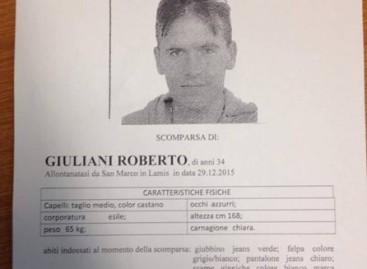 San Marco in Lamis, 34enne si allontana da casa lo scorso 29 Dicembre: RICERCHE AVVIATE