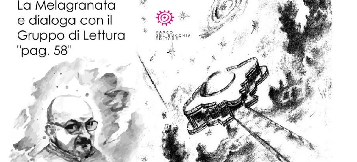 """""""A proposito di Fantascienza"""": domani a Troia un incontro con lo scrittore troiano Domenico Sivilli, vincitore del premio di narrativa fantascientifica """"Senagalactica"""""""
