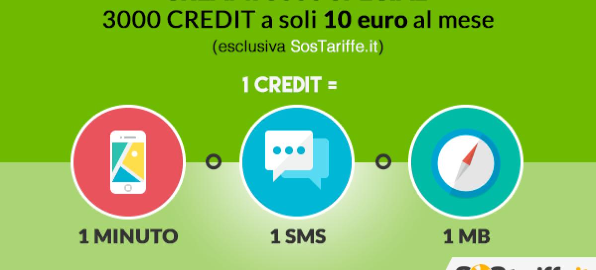 Nuova tariffa per telefonia: risparmi in tutta Italia