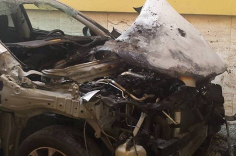 San Severo, ignoti fanno esplodere auto nel quartiere Luisa Fantasia