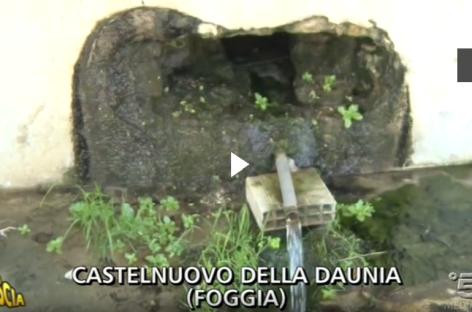 Pinuccio va a Castelnuovo della Daunia: centro termale finanziato ma abbandonato – VIDEO