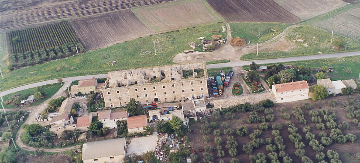 Orsara, il Palazzo di Torre Guevara verso il restauro definitivo
