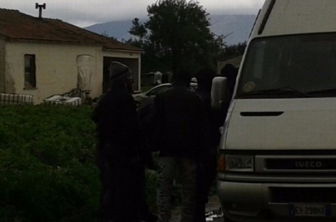 San Severo – Rignano Garganico: Gli agenti della squadra mobile sequestrano il Ghetto