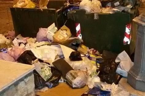Torremaggiore, problematica rifiuti: inciviltà o problematiche comunali? – FOTO