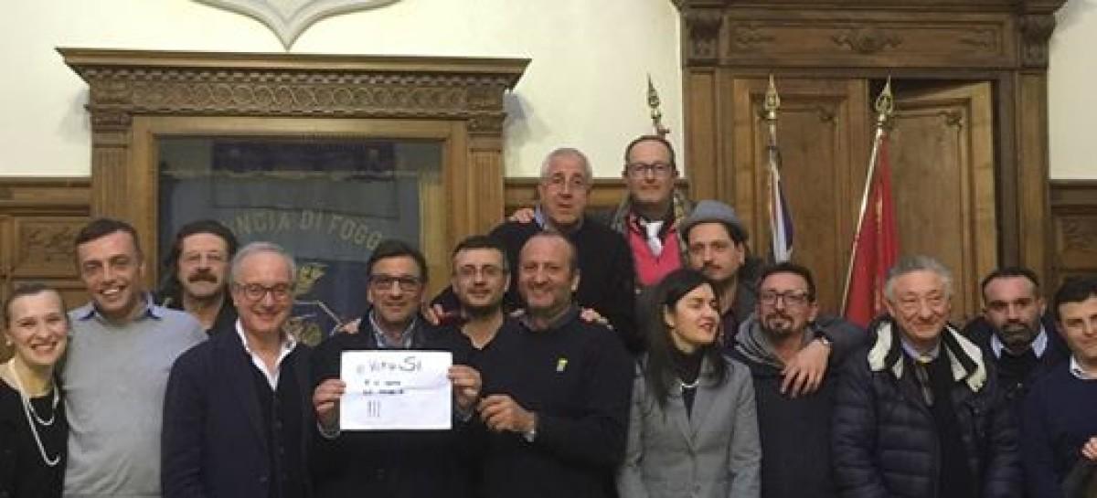 Trivelle, via alla campagna referendaria per il 'SI' di FareAmbiente e del Comitato per la Tutela del Gargano
