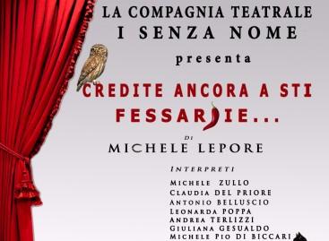 """Orsara, a teatro la superstizione: """"Credite ancora a sti fessarie"""" – 23 Marzo"""
