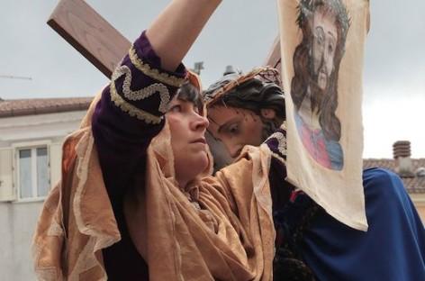Roseto, countdown per il Venerdì Santo in uno dei Borghi più belli d'Italia
